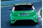 Raeder-Ford Focus RS, Heck