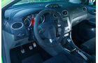 Raeder-Ford Focus RS, Innenraum, Cockpit