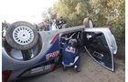 Räikkönen Crash WRC 2010