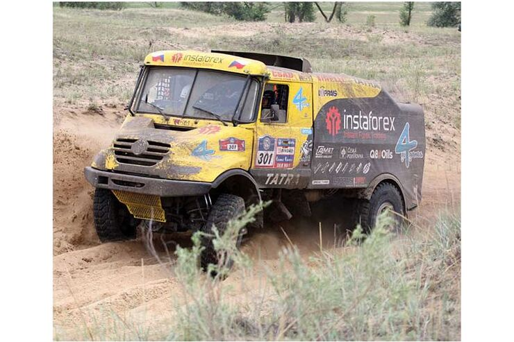 Rallye Silk Way