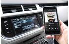Range Rover Sport SVR, Infotainment