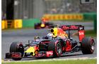 Red Bull - Formel 1 - Formcheck - GP Australien 2016