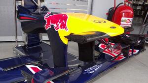Red Bull Frontflügel GP Korea 2012