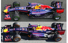 Red Bull RB10 - Technik-Check 2014