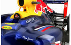 Red Bull RB8 Piola Technik 2012 F1