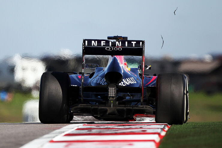 Red Bull RB9 - Formel 1 2013