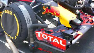 Red Bull - Reifendruck-Manipulation - Formel 1 - 2016