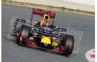 Red Bull - Technik - Barcelona Tests - 2016
