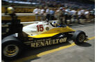 Renault - 1983 - GP Südafrika - Kyalami - F1