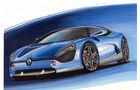 Renault Alpine Mark Stehrenberger