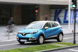 Renault Captur, Seitenansicht