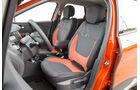 Renault Captur dCi 110, Fahrersitz