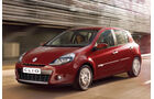 Renault Clio Collection, Frontansicht