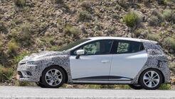 Renault Clio Erlkönig