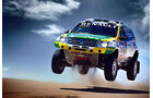Renault Duster Team on the 2015 Dakar Rally