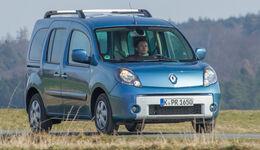 Renault Kangoo dCi 90, Frontansicht