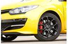 Renault Mégane R.S., Rad, Felge