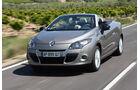 Renault Megane CC TCe 130, Frontanaicht