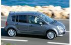 Renault Modus, Seitenansicht
