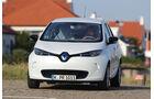 Renault Zoe, Frontansicht