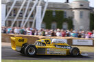 Rene Arnoux - Renault RS01 - Goodwood 2013