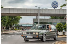 Reportage: 25 Jahre VW Golf II Redakltions-Golf