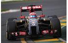 Romain Grosjean - GP Australien 2014