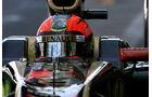 Romain Grosjean - GP Brasilien - 25. November 2011