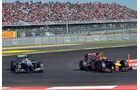 Rosberg & Webber - Formel 1 - GP USA - Austin - 17. November 2012