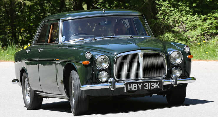 Rover 3.5-Litre (P5B) Kaufberatung: Poor man's Rolls-Royce ...