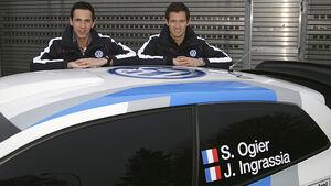 Sébastien Ogier, Julien Ingrassia