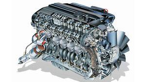 S54B32, Reihensechszylinder