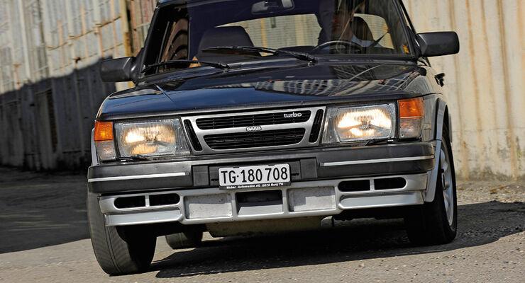 Saab 900 Turbo DeLuxe, Baujahr 1984