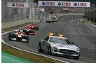Safety-Car GP Brasilien 2012