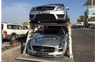 Safety-Cars - Formel 1 Test - Abu Dhabi - 25. November 2014