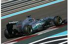 Sam Bird - Mercedes GP - Young Driver Test - Abu Dhabi - 17.11.2011