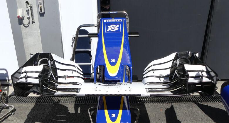 GP Belgien Technik-News GP Belgien Technik-News