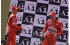 Schumacher Barrichello 2002 GP Österreich