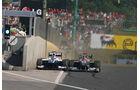 Schumacher Barrichello GP Ungarn 2010