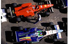 Schumacher Villeneuve GP Posrtugal 2001