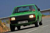 Seat 1200 Sport Bocanegra, Frontansicht
