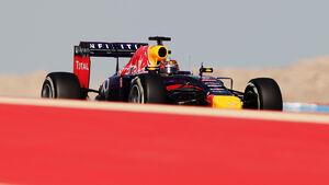 Sebastian Vettel - GP Bahrain - Formel 1 - 2014