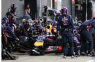 Sebastian Vettel - GP England 2014