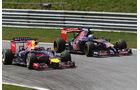 Sebastian Vettel - GP Österreich 2014