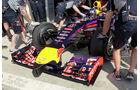 Sebastian Vettel - Red Bull - Formel 1 - Bahrain - Test - 19. Februar 2014