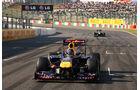 Sebastian Vettel Red Bull GP Japan 2011