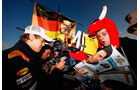 Sebastian Vettel in Hockenheim