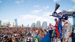 Sebastien Buemi - e.dams Renault - Punta del Este - Formel E