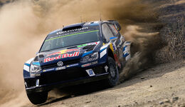 Sebastien Ogier - Rallye Mexiko 2016