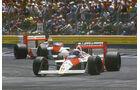 Senna Prost GP Frankreich 1988